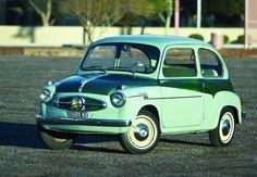 1956 600 Canta carrozzerie