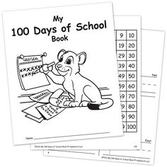 Perfect for students to practice writing and counting skills! Teacher  Created Resources 74a013f2817ec