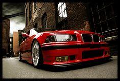 BMW E36 Hellrot Red Cabrio - Taringa!