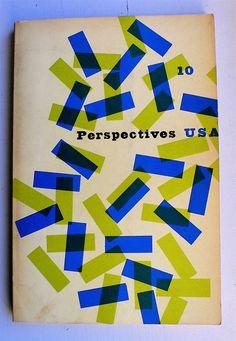 Perspectives USA - Alvin Lustig #transparency