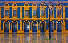 Blue and Gold, Portugalete (Bizkaia)