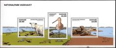 2015: Wadden Sea National Park (דנמרק) (Wadden Sea National Park) Mi:DK BL58,AFA:DK A1810