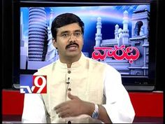 Youth Cong leader Vamshi Chand Reddy on AP politics with NRIs - Varadhi - Part -2