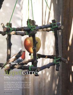 Appel Carré. Workshop natuur: www.desteenakker.nl