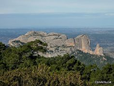 Roques Benet des del coll de la Gilaberta  #ParcNaturalDelsPorts #elsPorts #roquesBenet #baixebre #TerraAlta #lovemountains #lovemountain #muntanya #montaña #mountain #senderisme #trekking #senderismo #indretsapp #clickcat #catalunyaexperience #catalunyasud #landscapes #paisajes #paissatges #ReservaBiosfera #EbreBiosfera #vidaactiva #EbreActiu