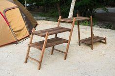 Camping Near Santa Cruz Info: 1516031015 Camping Set Up, Camping Table, Diy Camping, Tent Camping, Camping Gear, Camping Hacks, Glamping, Camping Kitchen, Outdoor Chairs