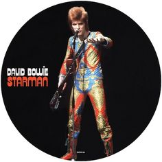 David Bowie Starman BBC Top of the Pops, 1972