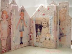 The Doll House, book kit. More photos on the blog.