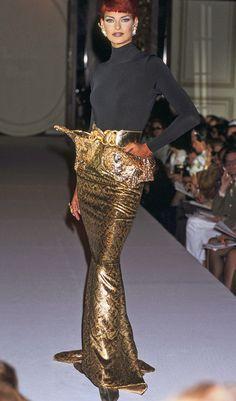 1992-93  ''Gianfranco Ferrè'' Autumn Winter   Pret a Porter