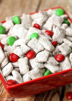 Christmas Chow recipe { lilluna.com }