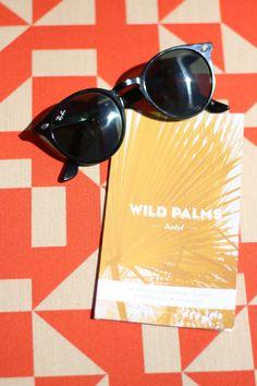 The essentials. Palms Hotel, Cat Eye Sunglasses, Essentials, Retro, Color, Style, Swag, Colour, Retro Illustration