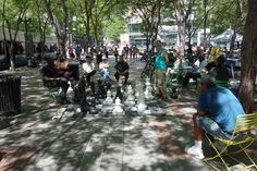 See 1106 photos and 38 tips from 5444 visitors to Westlake Park. West Lake, Quality Time, Chess, Places Ive Been, Parks, Seattle, Times Square, Street View, Studio