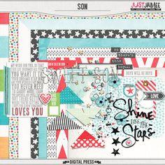 <p> Son - Mini Kit by Just Jaimee</p>