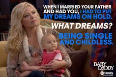 """Jedi Mouseketeer: Fun Quotes from ABC Family's Original Series """"Baby Daddy"""""""