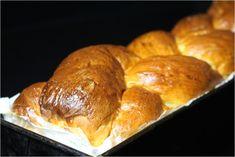 Foszlós kalács - Citromdisznó Bread, Blog, Brot, Blogging, Baking, Breads, Buns