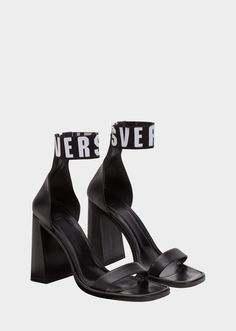 81c26d30f54c Versus Versace Versus Logo Strap Sandal for Women