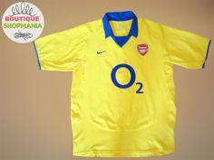 5-5-ARSENAL-Away-2003-2004-4-VIEIRA-M-FOOTBALL-SHIRT-Jersey-Soccer-Maglia