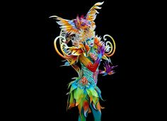 at the 18th World Bodypainting Festival, July, 2015, Poertschach, Austria         Gettyimages-479642590