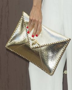 A High-Shine Clutch