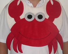 c8031fe2c 29 Best Crab Bibs images