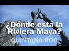 ¿Dónde está la Riviera Maya?