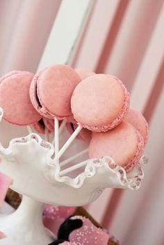 #Macaron #pops