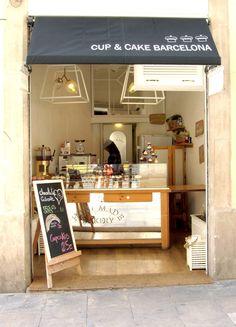 retail or pop up bakery behind roll up door                                                                                                                                                      More