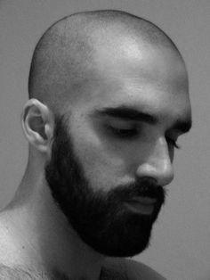 best beards for bald men - Google Search