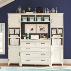 PB Teen Hampton Dresser Set, Dark Espresso at Pottery Barn Teen -... (54 300 UAH) ❤ liked on Polyvore featuring home, furniture, storage & shelves, dressers, cubby furniture, tower, polish furniture, drawer dresser and casual furniture