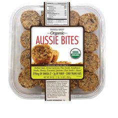 Universal Bakery Expect More Organic Aussie Bites, 32 count Best Costco Food, Clean Eating Snacks, Healthy Snacks, Yummy Snacks, Eating Healthy, Costco Appetizers, Aussie Bites, Dog Food Recipes, Snack Recipes