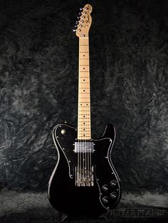 Fender Japan Exclusive Classic 70s Telecaster Custom BLK 【ERNIE BALL4点セット付】【Webショップ限定】 【ギタープラネット】