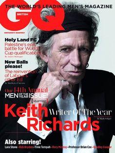 GQ British October 2011