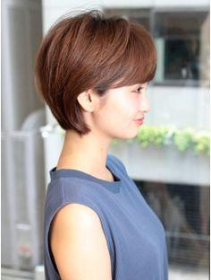 XELHA『東省吾』の大人かわいいすっきりショート:L003033971|シェルハ(XELHA)のヘアカタログ|ホットペッパービューティー