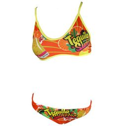 Tequila Sunrise Bikini from Turbosa. Www.turbosa.co.za Tequila Sunrise, Water Polo, Herve Leger, Bikinis, Swimwear, Bathing Suits, Fashion, Moda, Swimsuits