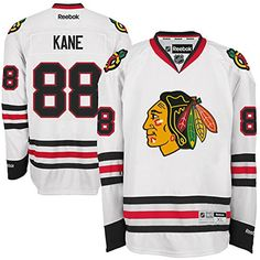 NHL Chicago Blackhawks 88 Patrick Kane Mens Premier Jersey White color Size XXL -- Check out the image by visiting the link.(This is an Amazon affiliate link and I receive a commission for the sales)