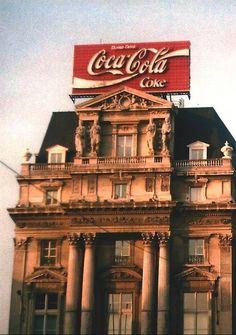 coca-cola billboard
