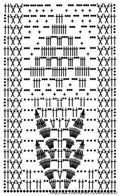 Crochet Collar Crochet Poncho Poncho Shawl Crochet Blouse Crochet Top Crochet Stitches Patterns Embroidery Patterns Stitch Patterns Cosas A Crochet Granny Square Crochet Pattern, Crochet Stitches Patterns, Crochet Chart, Crochet Motif, Embroidery Patterns, Crochet Granny, Stitch Patterns, Knit Crochet, Vanessa Montoro