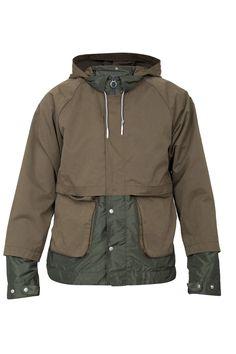 Nix Jacket - Field Green | Outerwear