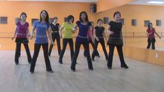 Colours Of The Wind - Line Dance (Dance & Teach in English & 中文)