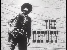 'The Deputy' was an American western series that aired on NBC from September to July The series stars Henry Fonda as Chief Marshal Simon Fry of the Arizona Territory and Allen Case as Deputy Clay McCord, a storekeeper who tried to avoid using a gun. Classic Tv, Classic Movies, Denver Pyle, Norman Lear, Richard Chamberlain, Lon Chaney, Henry Fonda, Mary Tyler Moore, Tv Westerns