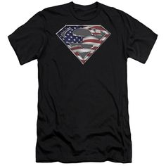 """Checkout our #LicensedGear products FREE SHIPPING + 10% OFF Coupon Code """"Official"""" Superman / All American Shield-short Sleeve Adult 30 / 1 - Superman / All American Shield-short Sleeve Adult 30 / 1 - Price: $29.99. Buy now at https://officiallylicensedgear.com/superman-all-american-shield-short-sleeve-adult-30-1"""