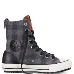 Chuck Taylor All Star Woolrich Hi-Rise Boot Thunder