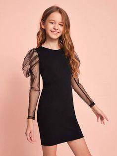 Young Girl Fashion, Girls Fashion Clothes, Teen Fashion Outfits, Tween Fashion, Cute Fashion, Cute Casual Outfits, Cute Girl Outfits, Cute Summer Outfits, Kids Outfits