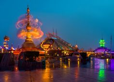 Disneyland Paris - Discoveryland (by Tom Bricker)