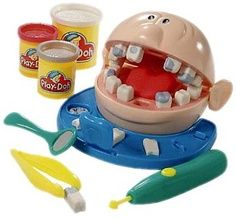 Kids can be the dentist!