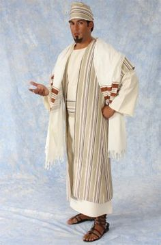 Pharisee: Biblical Costumes: Christian Costumes