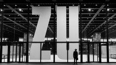 Dienstag, 15.09., 20.04 Uhr – Mitte, Neue Nationalgalerie: ZU! © Sibylle Roessler