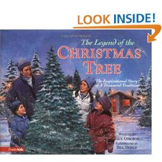 The Legend of the Christmas Tree by Pat Matuszak, Rick Osborne, Bill Dodge