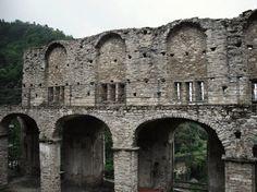 Interno del castello dei Doria