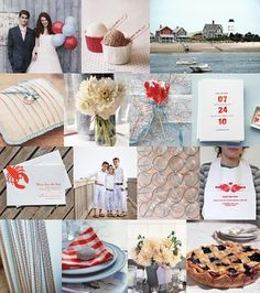 Life in the Super Burbs: Perfect New England Party Lobster Feast, Lobster Boil, Blue Red Wedding, Wedding Colors, Wedding Ideas, Wedding Inspiration, Wedding Stuff, Wedding Photos, Dream Wedding